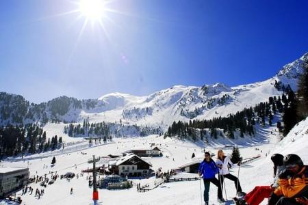 Лыжные базы в Альпах. Фото: Gissa/commons.wikimedia.org/CC0 1.0