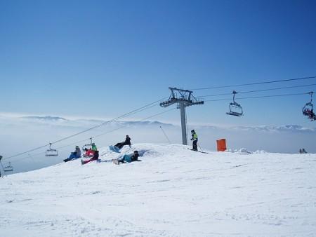 На лыжных трассах в Татрах. Фото: netster/pixabay.com/CC0 Public Domain