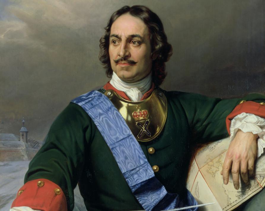 Пётр I. Фото: Trzęsacz/wikipedia.org/ public domain