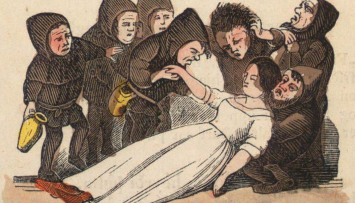 Белоснежка и семь гномов: происхождение сказки