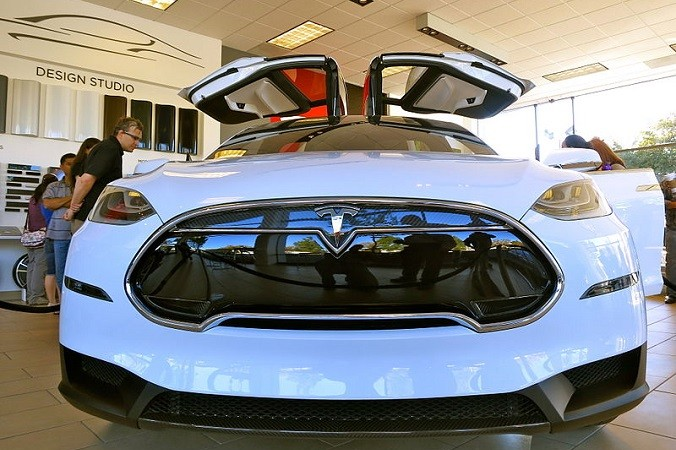 Tesla Model X. Фото: Steve Jurvetson/wikipedia.org/CC BY 2.0