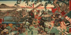Томоэ Годзен: бесстрашная женщина-воин средневековой Японии