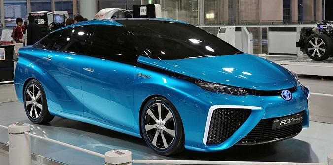 Первая партия водородных авто от Mirai разошлась «на ура» (видео)
