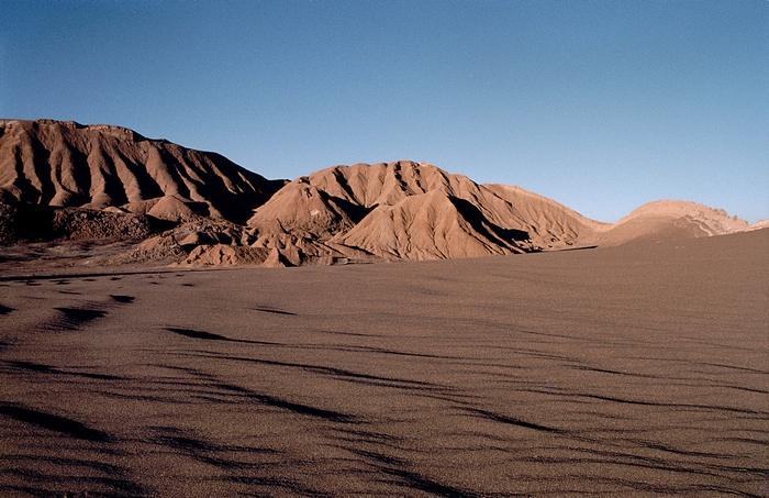 Valle de la Luna, Atacama-WŸste, Chile