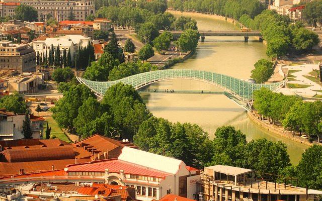 Тбилиси — сердце и душа Грузии
