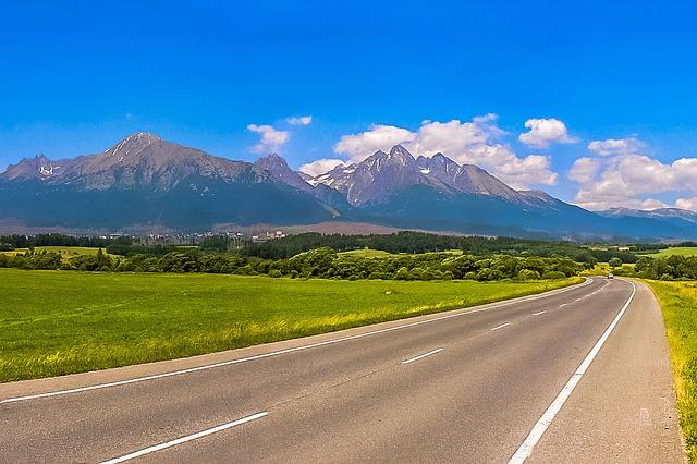 Высокие Татры. Словакия. Фото: diego_torres/pixabay.com/CC0 Public Domain