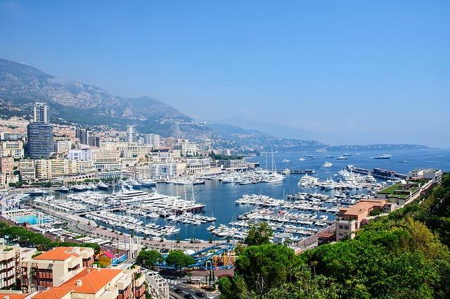Яхты в порту Монако. Фото: bogitw/pixabay.com/CC0 Public Domain