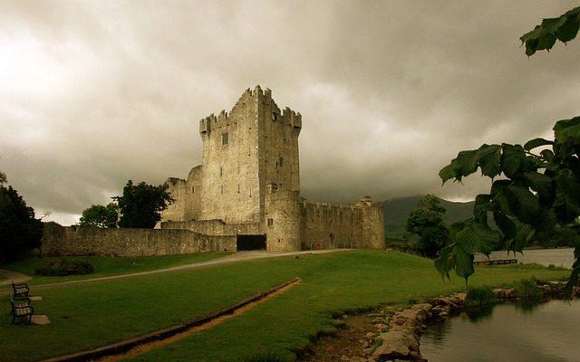 Лучшие замки Северной Ирландии