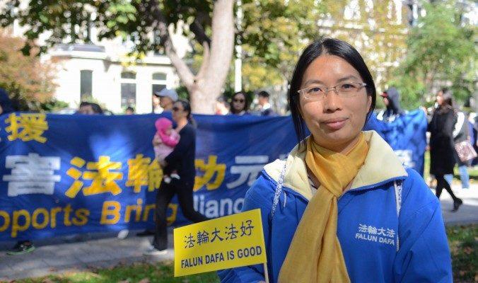 История преследования и стойкости в современном Китае
