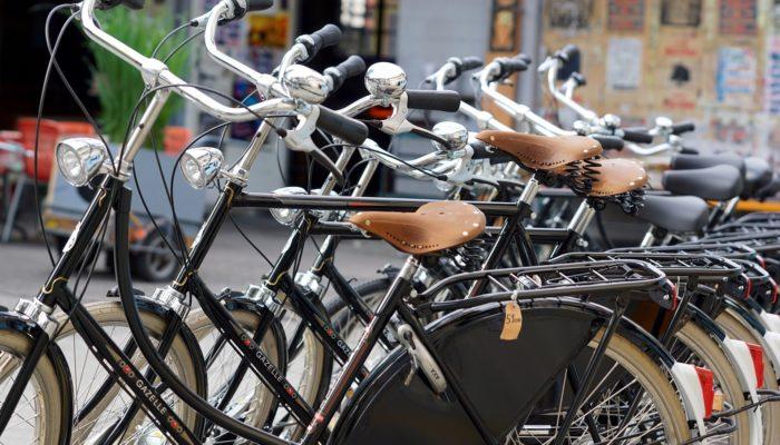 В столице появятся более 900 бесплатных велобоксов