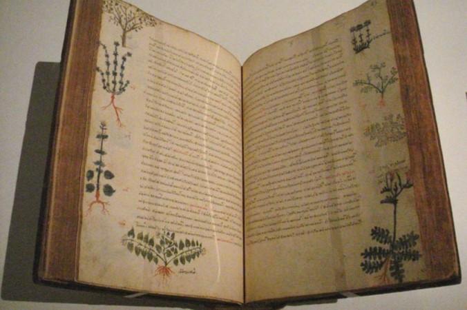 Древние книги рецептов, как панацея от современных болезней