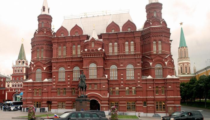 В Москве начнётся выпуск лимузинов для первых лиц России