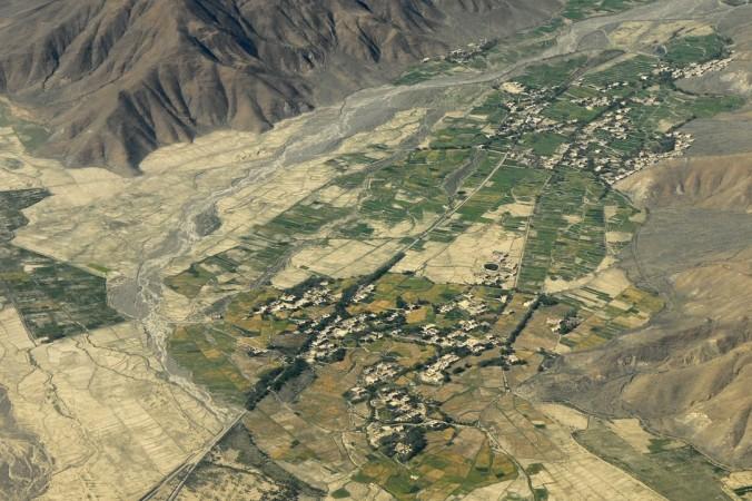 Гималаи. Вид с воздуха. Фото: pixabay.com/ CC0 Public Domain