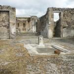 Одна из улиц древнего города Помпеи. Фото: pixabay.com/ CC0 Public Domain