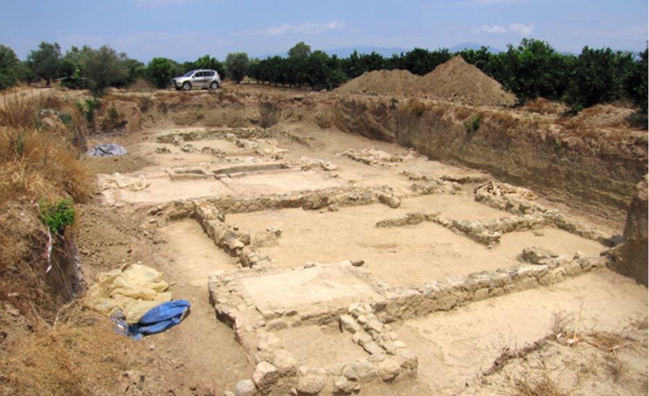 Раскопки Хелика. Фото: Wikimedia Commons