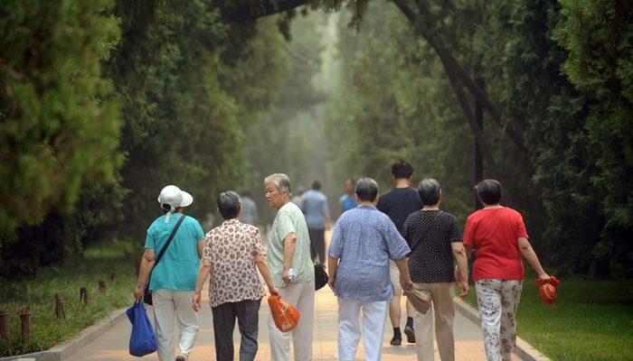Китаю угрожает демографический кризис