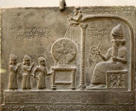sun-god-Shamash