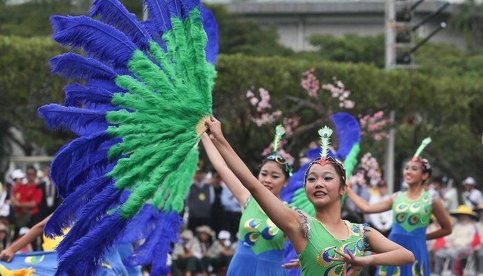 В Тайване отметили 104-ю годовщину Китайской Республики