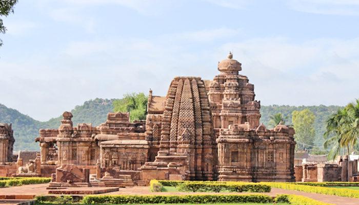 Индия. Древний Паттадакал: 5 храмов в одном месте