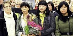 Amnesty International помогла китаянке бежать от преследования