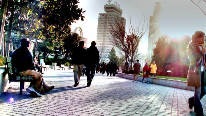 Благотворное влияние прогулок с «неестественной» ходьбой