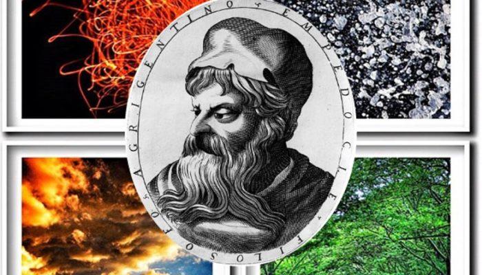 Эмпедокл из Акрагаса — досократовский философ с чувством стиля