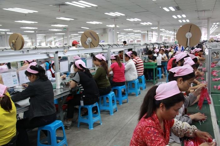 Себестоимость производства в Китае неуклонно растёт. Фото: epochtimes.com