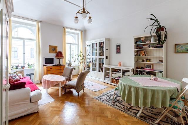 мебель, квартира, интерьер