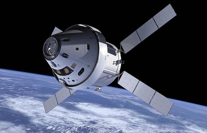 Разрабатываемый NASA пилотируемый аппарат Orion