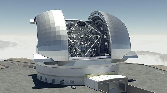 телескоп E-ELT