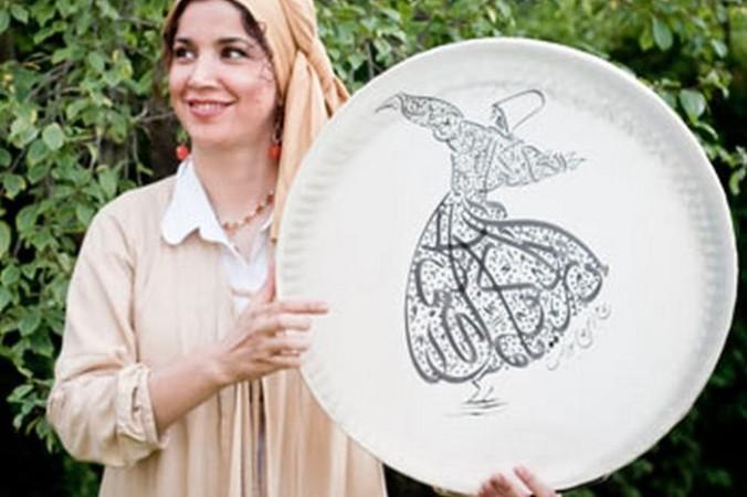 Барабан, Сара Ахмади