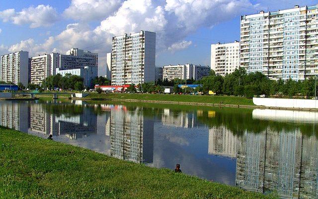 Спрос на недвижимость в Москве продолжает падать