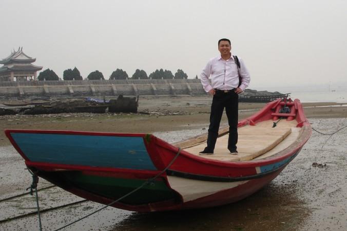Китайский психиатр Ма Цзиньчунь. Фото: Courtesy of Ma Jinchun