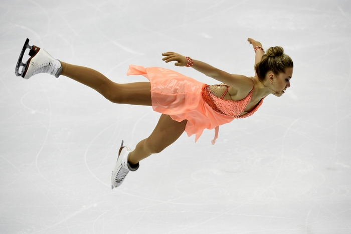 Елена Радионова. Фото: YURI KADOBNOV/AFP/Getty Images