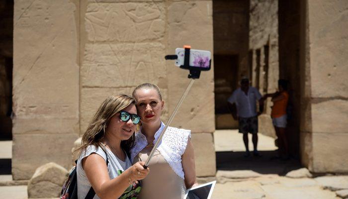 Египет привлекает туристов новыми гробницами (видео)
