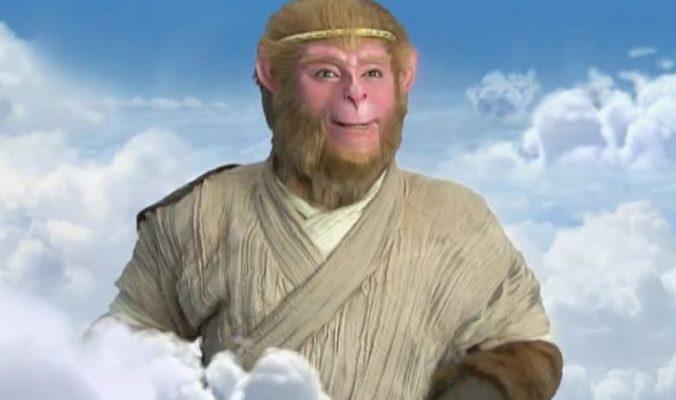 Год обезьяны приносит хаос, встретим его с мудростью и юмором царя обезьян (видео)