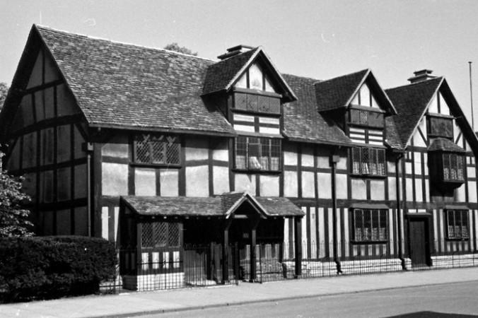Дом отца Уильяма Шекспира - Джона. Предположительно, здесь родился и сам драматург. Фото: Фото: anyjazz65/flickr.com/CC BY 2.0
