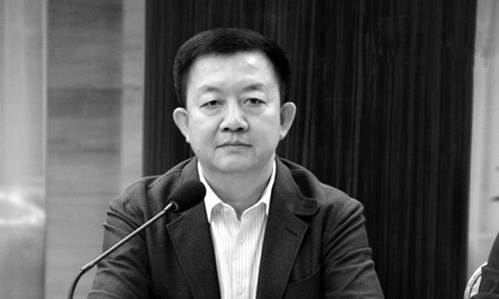 Скрытые политические связи коррумпированного китайского чиновника