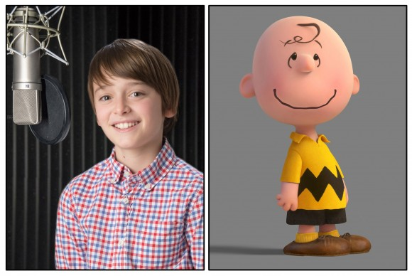 Noah Schnapp озвучивает Чарли Брауна. (Jamie Midgley/Twentieth Century Fox & Peanuts Worldwide LLC – Twentieth Century Fox Film Corporation)