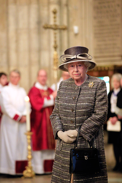 Королева Елизавета II : Jonathan Brady  WPA Pool /Getty Images