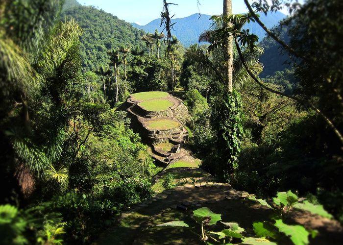 Lost City, Santa Marta Colombia. Фото:  Andrew Hyde/flikr.com/CC BY 2.0