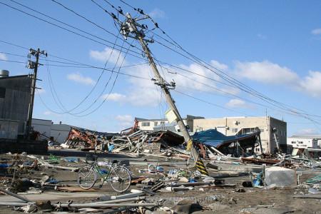 Последствия цунами 2011 года в Японии. Фото: 湯川 伸矢/flickr.com/CC BY 2.0