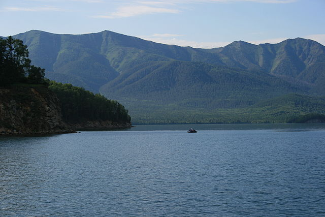 Озеро Байкал. Фото: Rubinbot/wikipedia.org/CC BY-SA 3.0
