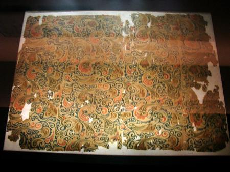 Образцы шёлка династии Хань. Фото:  Ismoon/wikipedia.org/CC BY-SA 2.0