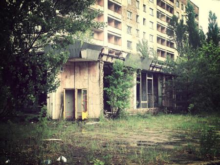 Заброшенный город Припять. Фото: Aleksandr Andreiko/flickr.com/CC BY-SA 2.0