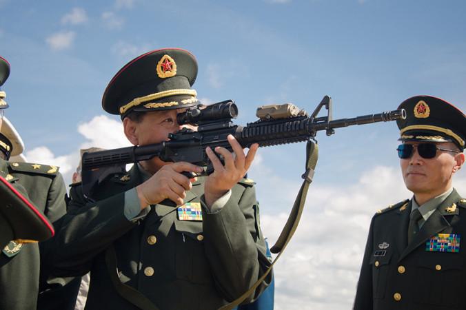 вторжению на тайвань китайская армия готовится