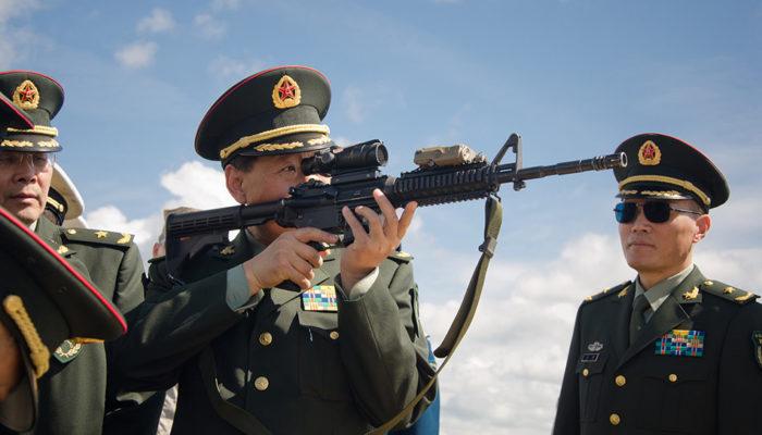 Минобороны Тайваня: Цель армии КНР ― достичь готовности к вторжению на Тайвань в 2020 году