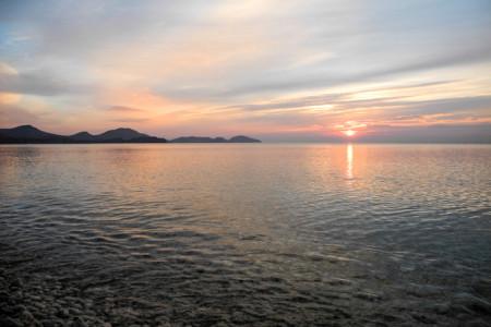 Восход над Коктебелем. Фото: Алла Лавриненко/Великая Эпоха