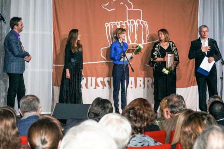 На закрытии кинофестиваля «Русское зарубежье». Фото: Ульяна Ким/Великая Эпоха (Epoch Times)