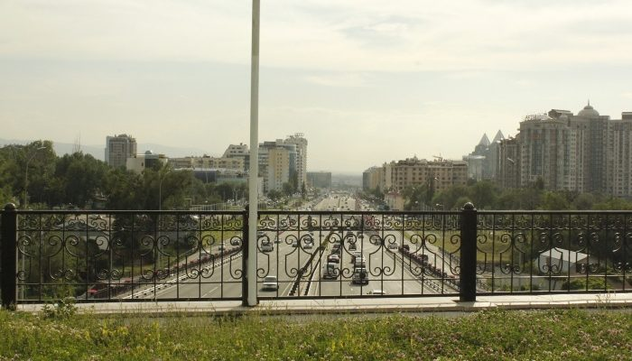 Алматы — культурный центр Казахстана